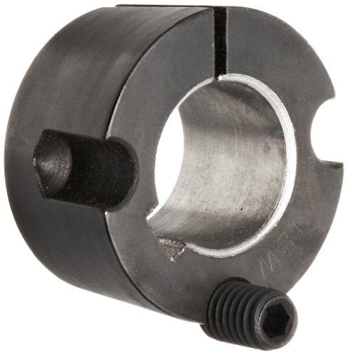 TB Woods 1210 TL121014MM Taper Lock Bushing, Cast Iron, 14 mm Bore, 1200 lbs/in Torque, Standard Design, Standard Keyway