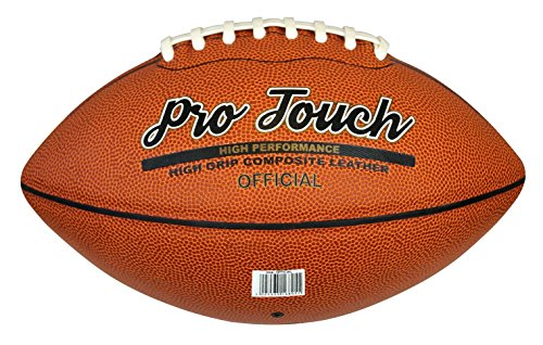 Midwest Pro Touch Official Football, dunkel