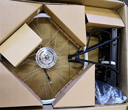 ECOSMO 8Fun Ebike Kit de conversión de bicicleta eléctrica 36V 250W - 26' Bicicleta eléctrica