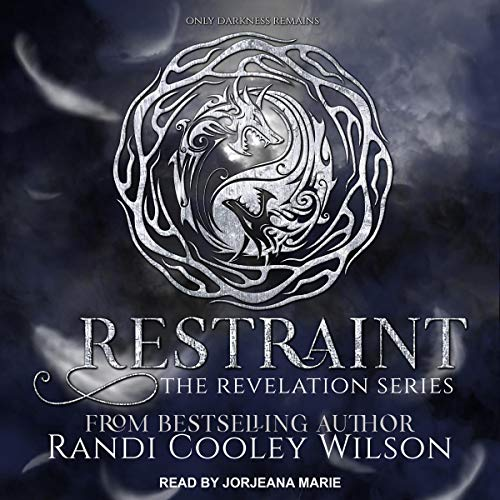 Restraint audiobook cover art