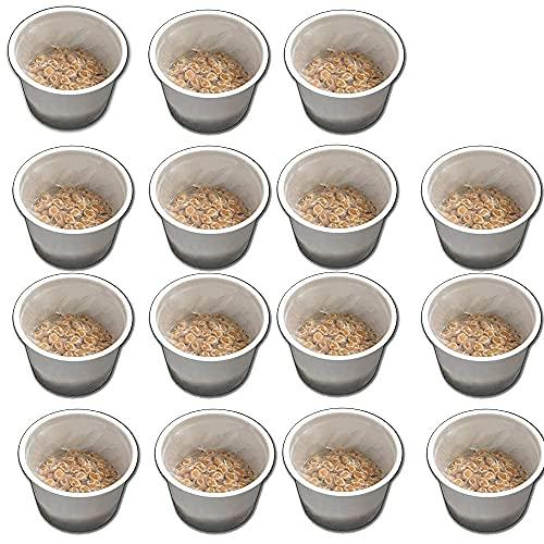 業務用【北海道産】朝食用カップ納豆 40g×15個(タレ付き) ごはんのお供 冷凍保存可