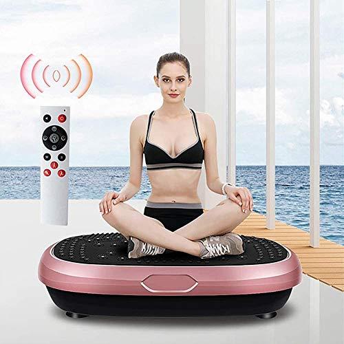 Nolly trilplaat, trilplaat, massage-machine, geschikt met magnetische massage op afstand voor thuis en verlies van gewicht