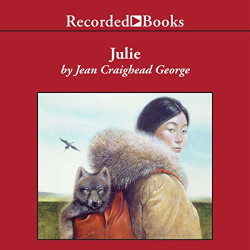Julie audiobook cover art