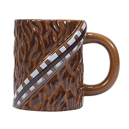 Star Wars Textured Chewbacca Mug
