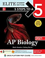 5 Steps to a 5 AP Biology 2021: Elite Student Edition (5 Steps to a 5 AP Biology Elite)