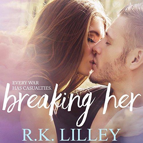 Breaking Her audiobook cover art