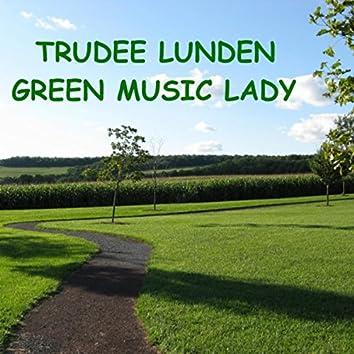 Green Music Lady