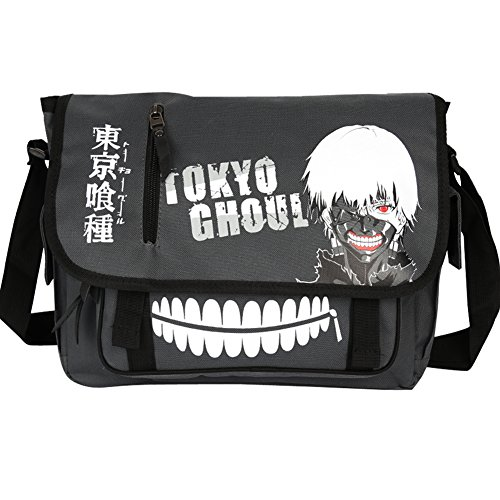 Anime Messenger Bag, Vanlison Tokyo Ghoul Bag, Shoulder Bag School Bag