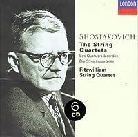 Shostakovich: The String Quartets (2001-12-21)