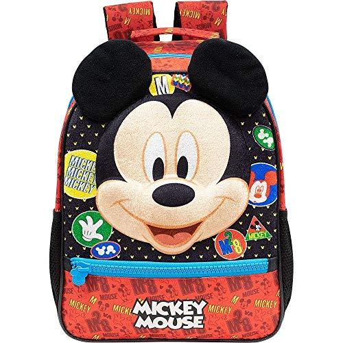 Mochila 16 Mickey Y1 - 9322 - Artigo Escolar