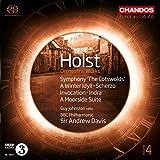 Gustav Holst - Orchesterwerke Vol. 4 - Sinfonie Nr. 4, Indra u.a.