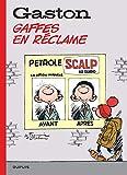 Gaston hors-série - Tome 7 - Gaffes en réclame