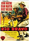 Rio Bravo POSTER Movie (1959) French Style D...