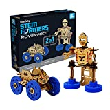 Smartivity STEMFormers Rover Bot STEM STEAM Educational DIY Building Construction Activity Toy Game