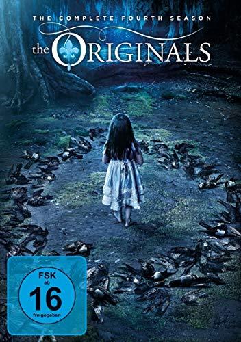 The Originals - Die komplette vierte Staffel [Alemania] [DVD]
