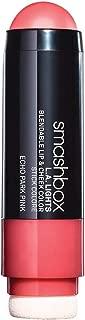 Smashbox L.A. Lights Blendable Lip and Cheek Color Lipstick, Echo Park Pink, 0.17 Fluid Ounce