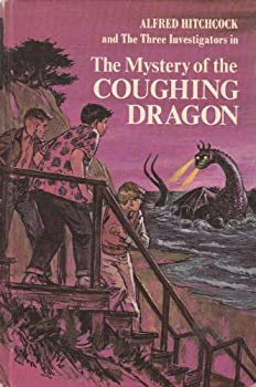 The Mystery of the Coughing Dragon (Alfred Hitchcock and The Three Investigators, #14) - Book #14 of the Alfred Hitchcock and The Three Investigators