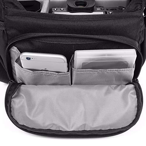 【国内正規品】 tamrac カメラバッグ ラリー 2 v2.0 カメラショルダー ブラック 小型一眼/ミラーレス収納 2.0L T2442-1915