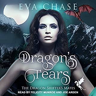 Dragon's Tears: A Reverse Harem Paranormal Romance cover art