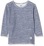 Petit Bateau Tee Shirt ML_5101001 Haut Thermique, Multicolore (Medieval/Marshmallow 01), 98 (Taille Fabricant: 3ans/95centimeters) Garçon