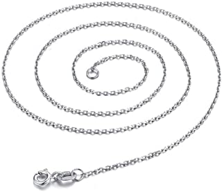 Best cable chain necklace Reviews