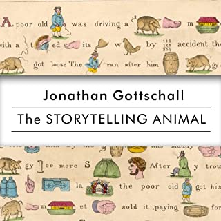 The Storytelling Animal cover art