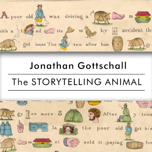The Storytelling Animal audiobook cover art