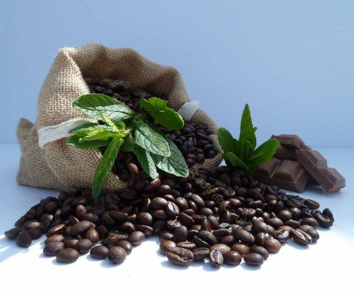Chocolate Menta con sabor a café, Expreso, 500 g