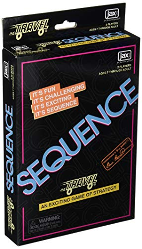 Sequence Travel Retro by Jax