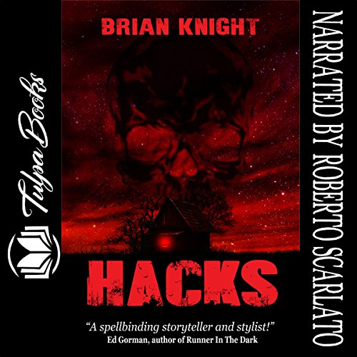 Hacks audiobook cover art