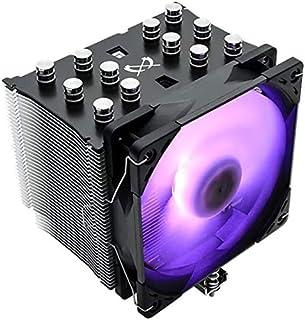 Scythe Mugen 5 Procesador Enfriador Mugen 5, Procesador, Enfriador, 12 cm, LGA 1150 (Socket H3), LGA 1151 (Socket H4), LGA 1155 (Socket H2), LGA 1156 (Socket H), LGA 1366, AMD A,