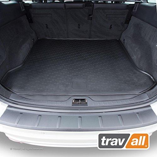 Travall® Liner Kofferraumwanne TBM1027 - Maßgeschneiderte Gepäckraumeinlage mit Anti-Rutsch-Beschichtung