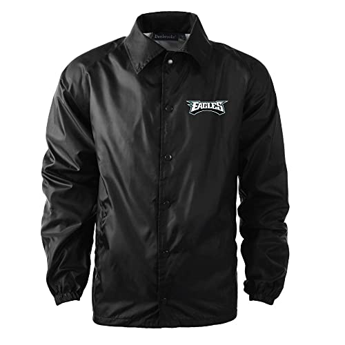 7badf467 Dunbrooke Apparel NFL Coaches Windbreaker Jacket