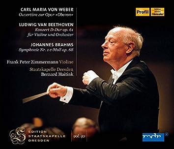 Edition Staatskapelle Dresden, Vol. 40: Bernard Haitink (Live)