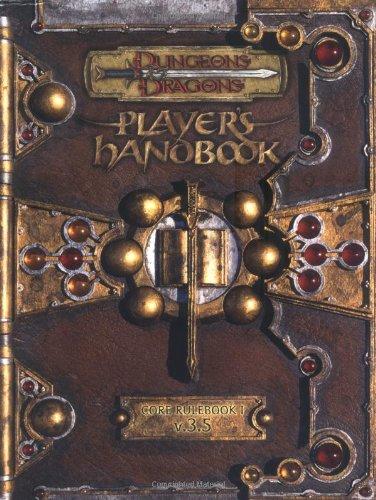 Player's Handbook: Core Rulebook I: 3.5