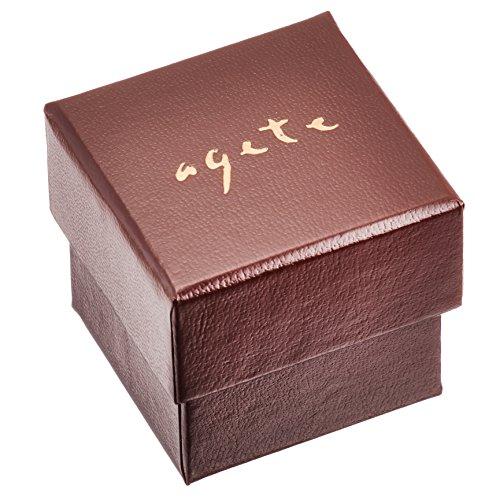 [アガット]agete【K10ピンキーリング】1018311104716005日本サイズ5号