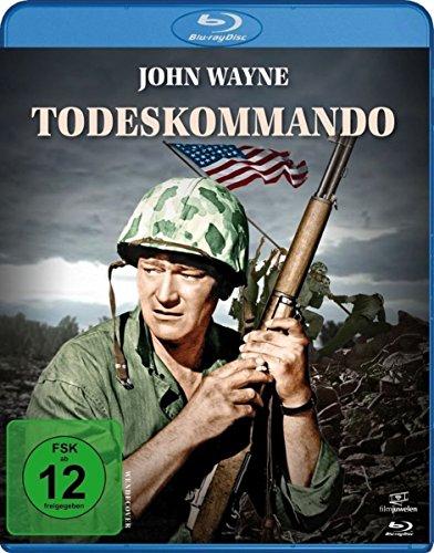 Todeskommando (Du warst unser Kamerad) (John Wayne) [Blu-ray]