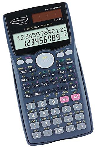 Bambalio BL-991MS Scientific Calculator 3 Years Warranty