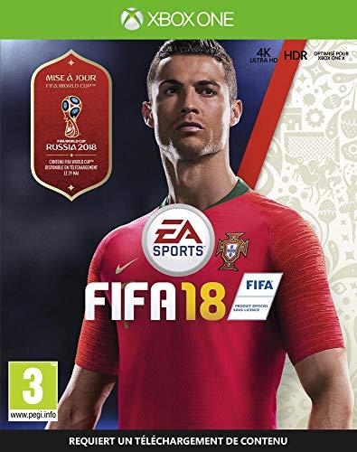 FIFA 18 - Xbox One [Importación francesa]
