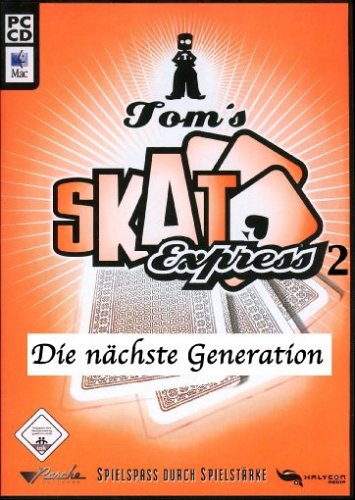 Tom's Skat Express 2 - [PC/Mac]