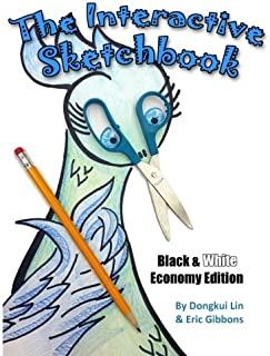 The Interactive Sketchbook - Black & White Economy Edition