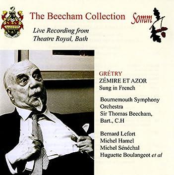 Grétry: Zémire et Azor (The Beecham Collection)