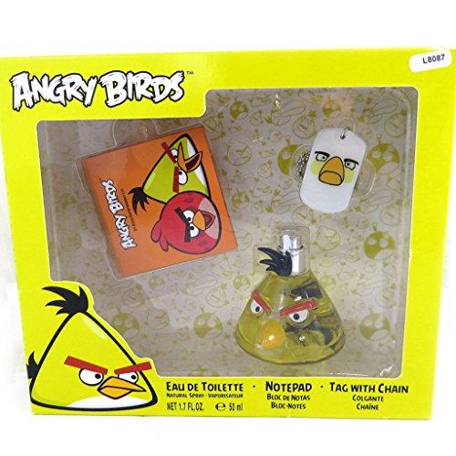 Coffret Parfum 'Angry Birds' yellow bird (50ml)