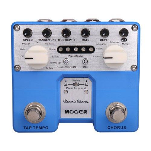 Mooer Reverie Chorus Gitarre Modulation Effekt