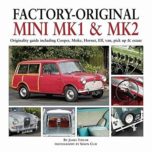 Factory-Original Mini Mk I & Mk…