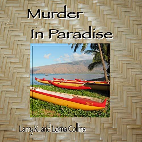 Murder in Paradise audiobook cover art
