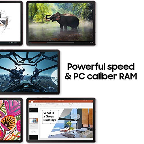 "Samsung Galaxy Tab S6 10.5"", 128GB WiFi Tablet Rose Blush- SM-T860NZNAXAR"