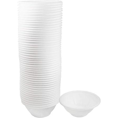 アートナップ 使い捨て食器 ホワイト 650ml E-2R