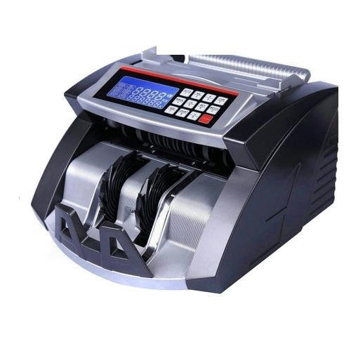 Dehmy Latest Updated Money Counting Machine for New Notes 50,200,500,1000,2000 (Manual Value Counter)