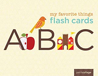 Chronicle Books My Favorite Things Flash Cards